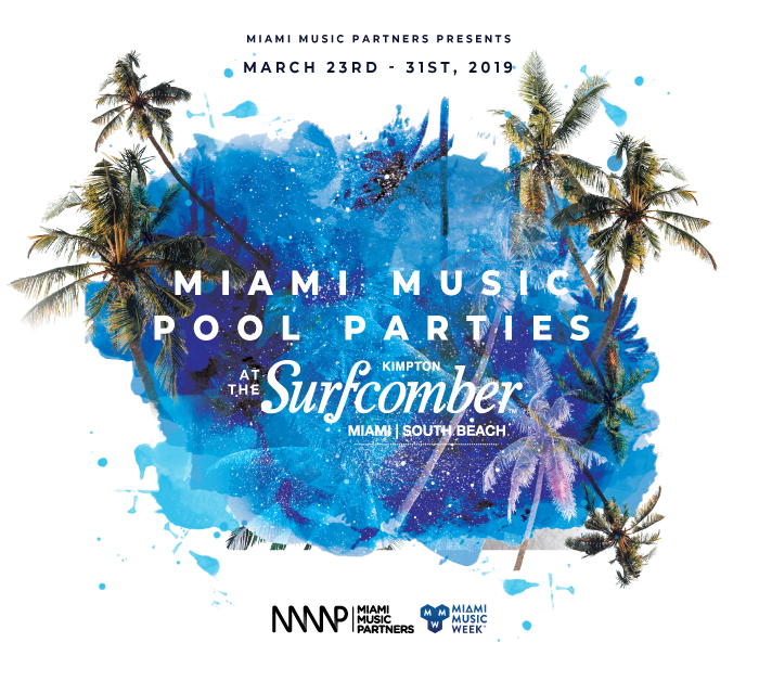 Miami Music Pool Parties at the Surfcomber